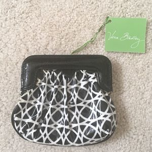 VERA BRADLEY Charmed Pouch Night and Day